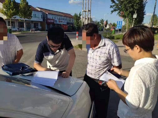 高青县司法局常家司法所:扎实做好社区服刑人员走访工作