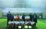 助威十四冬:扎兰屯市喜获呼伦贝尔足球锦标赛女足冠军