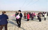 高青县司法局常家司法所:积极开展宪法宣传进景区活动